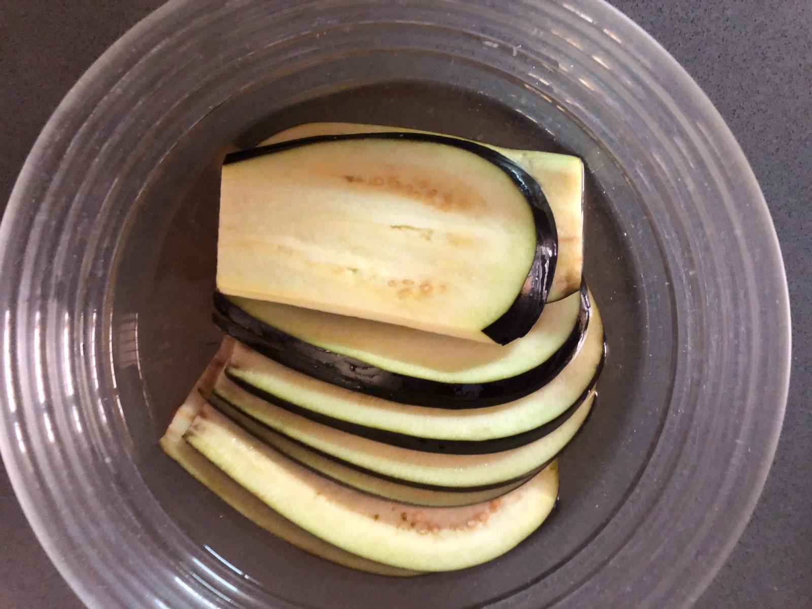 Tempuras de courgettes et d'aubergine 1