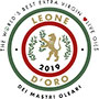 Médaille d'or 2019 - Concours mondial des meilleures huiles d'olive extra-vierge