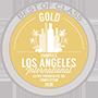 Medaille d'or 2020 - Concours international de Los Angeles