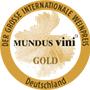 Médaille Or Mundo Vini